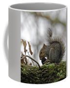 Curled Tail Coffee Mug