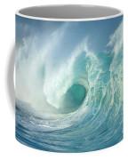 Curling Wave Coffee Mug