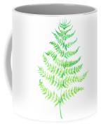 Curly Fern Coffee Mug