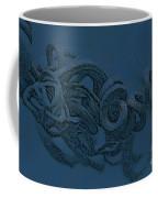 Curly Swirly Coffee Mug