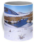 Currant Creek On Ice Coffee Mug