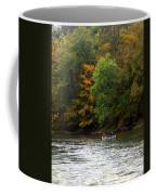 Current River 2 Coffee Mug