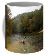 Current River 3 Coffee Mug