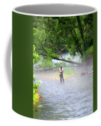 Current River 6 Coffee Mug