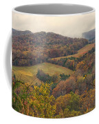 Current River Valley Near Acers Ferry Mo Dsc09419 Coffee Mug