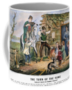 Currier  Ives Folk Tradition Coffee Mug by Granger
