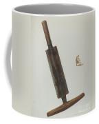 Currier's Shaving Knife Coffee Mug