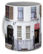 Curtain Twitcher Coffee Mug