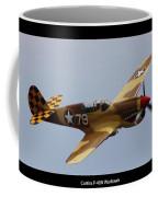 Curtis P-40n Warhawk Coffee Mug