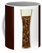 Curved Cola Glass Coffee Mug