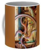 Curves And Lines Coffee Mug