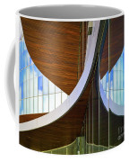 Curving Reflections Coffee Mug