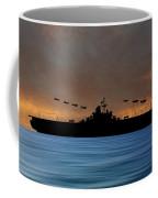 Cus Abraham Lincoln 1941 V3 Coffee Mug