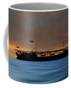 Cus John Adams 1921 V3 Coffee Mug