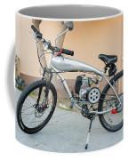 Custom Made Motor Bike Coffee Mug