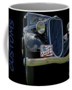 Customs 2 Coffee Mug