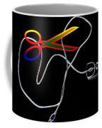 Cut The Mouse Coffee Mug