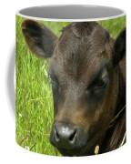 Cute Cow Coffee Mug by Terri Waters