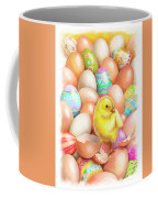 Cute Easter Chick Coffee Mug