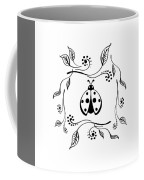 Cute Ladybug Baby Room Decor Vi Coffee Mug