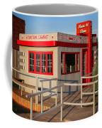 Cute Little Route 66 Diner Coffee Mug