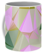 Cute Polygonal Coffee Mug