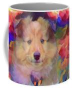 Cute Puppy Coffee Mug
