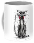 Cuthbert The Cat Coffee Mug