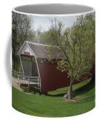 Cutler - Donahoe Covered Bridge - Madison County - Iowa Coffee Mug