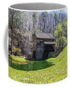 Cuttalossa Mill In The Springtime Coffee Mug