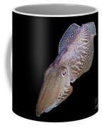 Cuttlefish At Night Coffee Mug