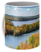 Cuyuna Country State Recreation Area - Autumn #1 Coffee Mug