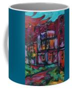 Cyan Skies Coffee Mug