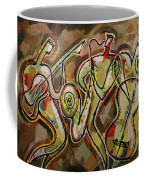 Cyber Jazz Coffee Mug