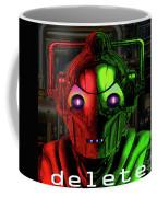 Cyberman Coffee Mug