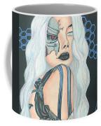 Cyborg Cindy Coffee Mug
