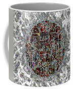 Cyborg Heart Coffee Mug