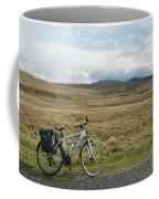 Cycle Across The Beacons Cycle Route. Coffee Mug