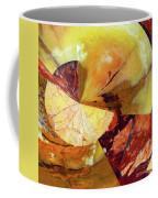 Cycle Of Life Squared  Coffee Mug