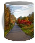 Cycling In Heaven Coffee Mug