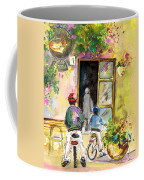 Cycling In Italy 04 Coffee Mug
