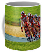Cycling Practice Coffee Mug