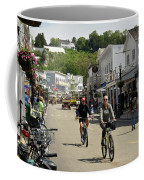 Cycling The Island Coffee Mug