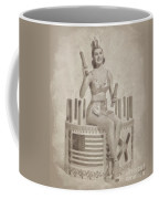 Cyd Charisse Hollywood Actress, Pinup And Dancer Coffee Mug