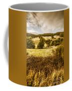 Cygnet Rustic Farming Fields Coffee Mug