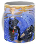 Cygnus Atratus Coffee Mug
