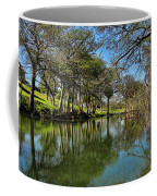Cypress Bend Park Reflections Coffee Mug