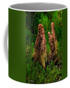 Cypress Knees Coffee Mug