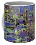 Cypress Pond Tranquility Coffee Mug