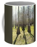 Cypress Sentinals Coffee Mug